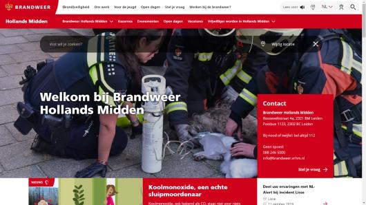 Brandweer Hollands Midden