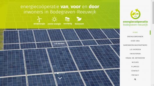 Energiecooperatie Bodegraven-Reeuwijk