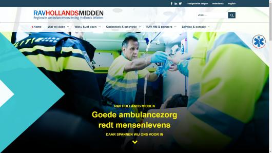 Regionale Ambulancevoorziening Midden Holland