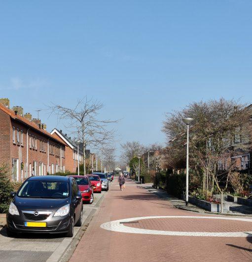 Huidige situatie Julianastraat